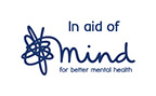 Mind Charity - 10% of online proceeds will be donated to Mind.