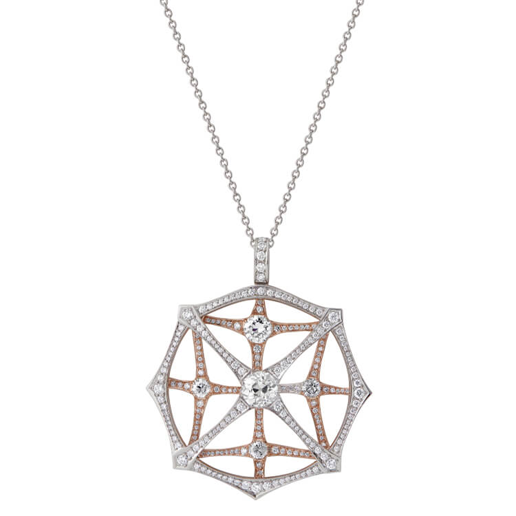 Stephen Webster RESET - Compass Pendant