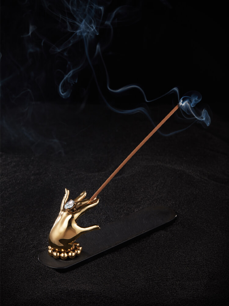 The NEW incense burner from Stephen Webster.
