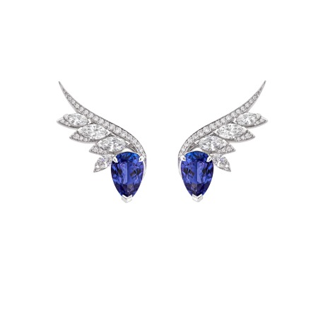 Magnipheasant Couture Earrings | Stephen Webster