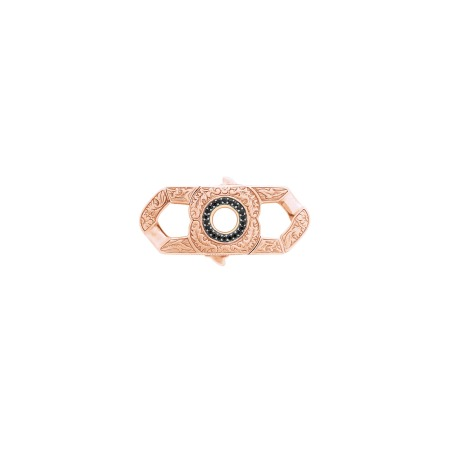 Men's Rose Gold Half Corona Clasp | England Made Me