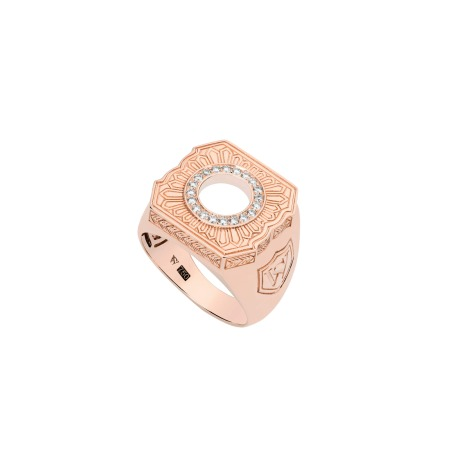 Men's Rose Gold Ring | England Made Me