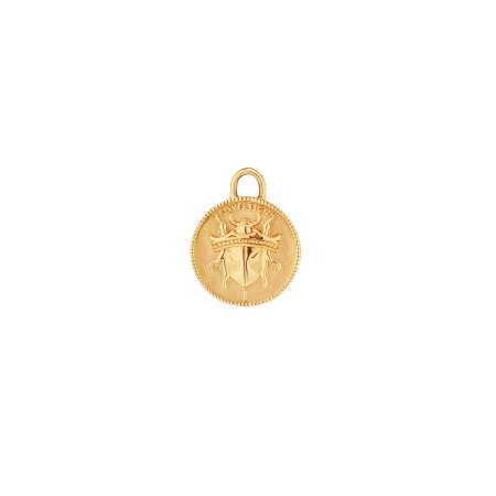 Flipside Sovereign Earring Charm | Mens | Stephen Webster