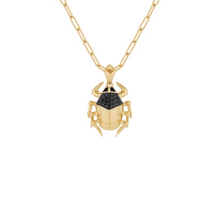 Jitterbug Toro Beetle Pendant | Mens | Stephen Webster