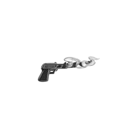 Men's Smoking Gun Tie Pin | Stephen Webster