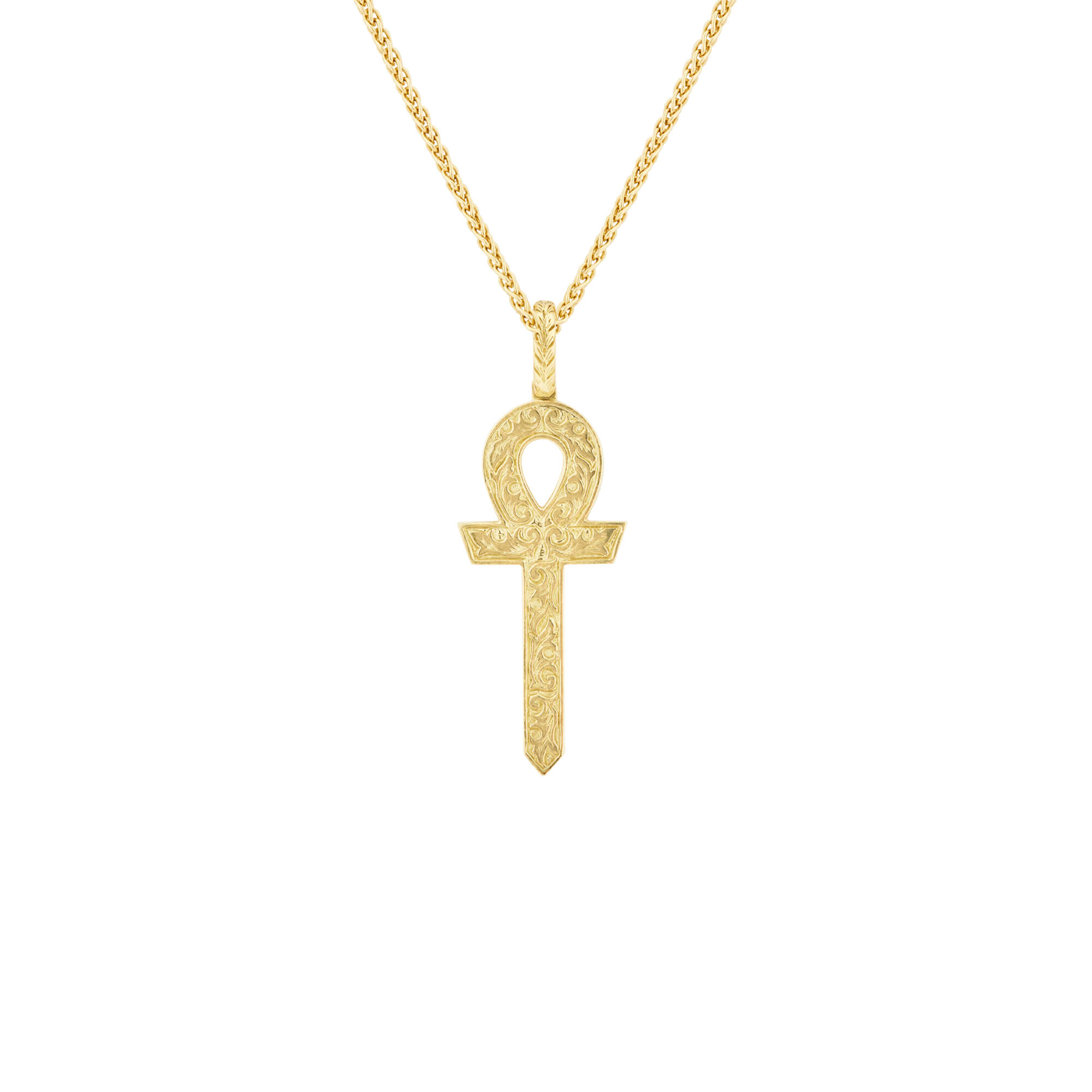 Ankh Cross Pendant | Mens | Stephen Webster