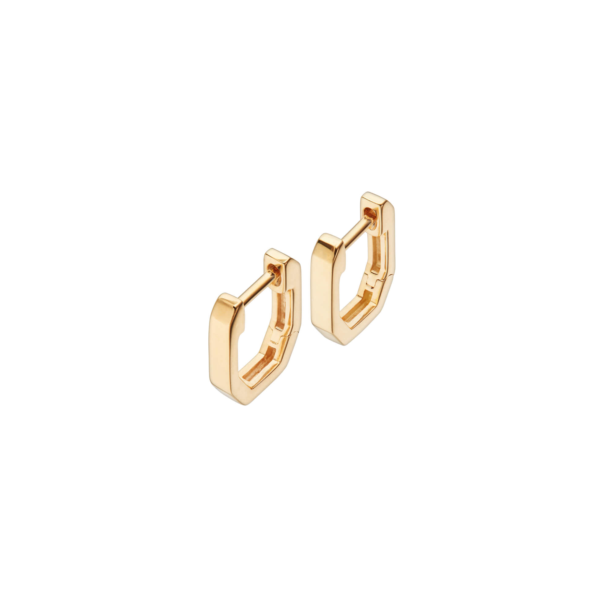 18ct Yellow Gold Sleepers | CH₂