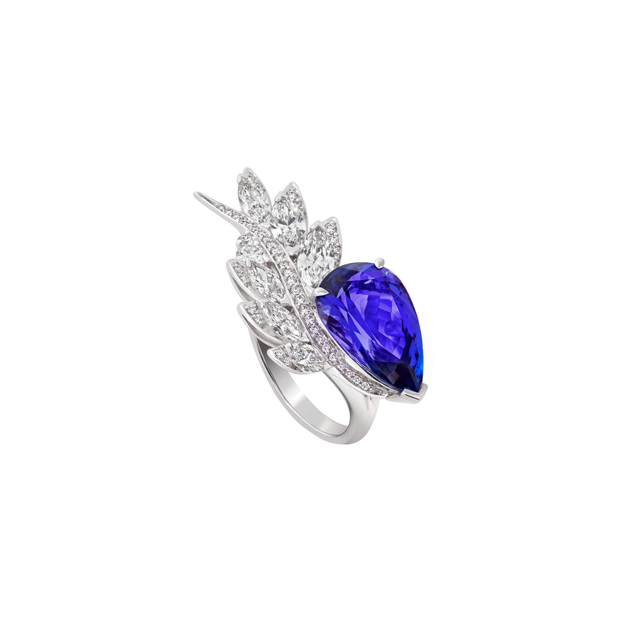 Magnipheasant Couture Ring | Stephen Webster