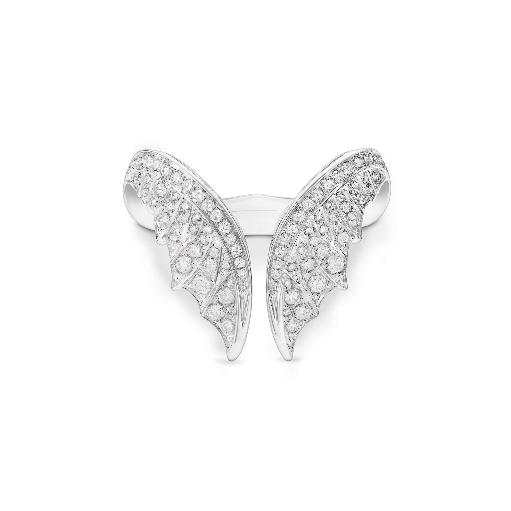 Magnipheasant White Gold Nesting Ring | No Regrets Chapel