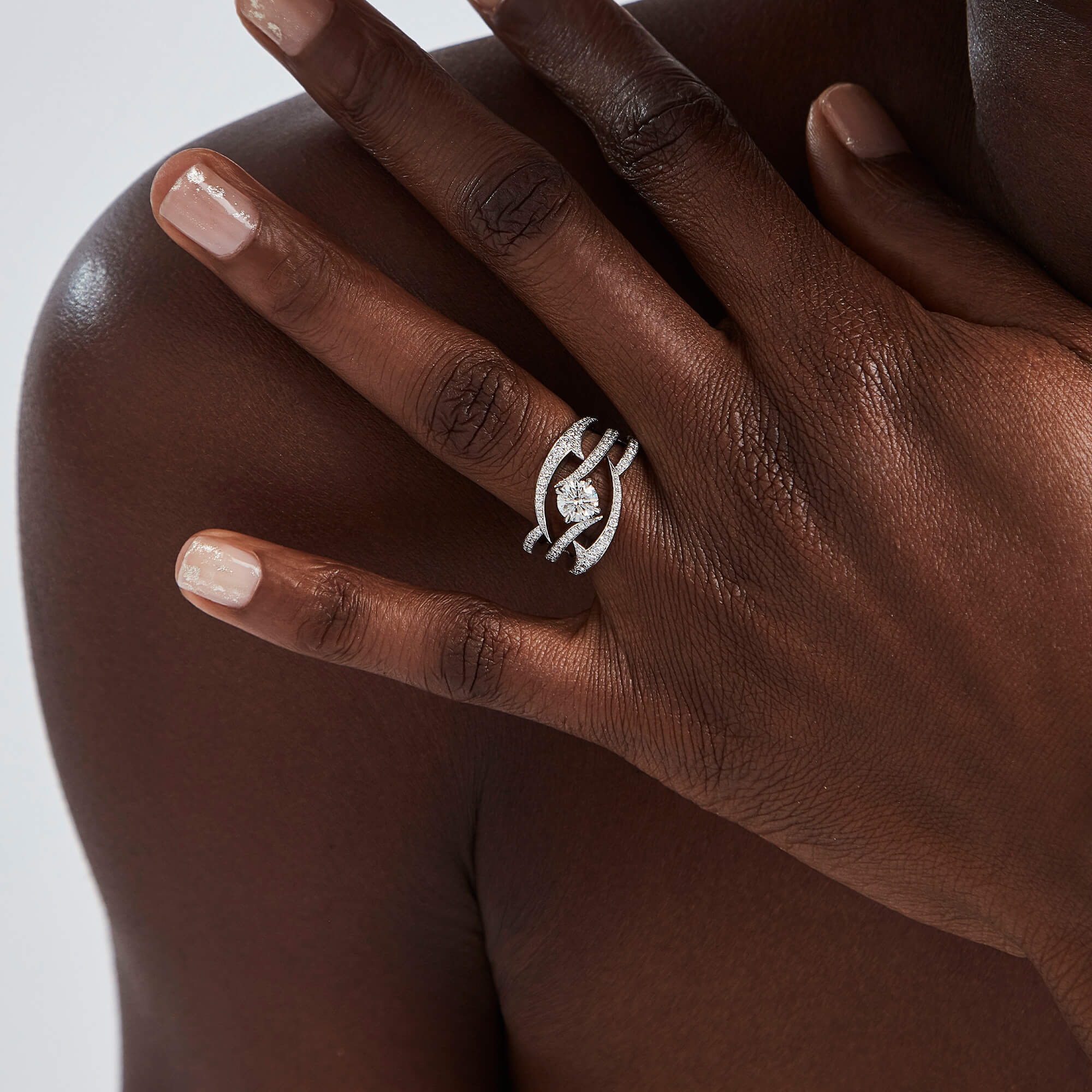 Thorn In My Side Gold and Diamond Ring - Image 4 | No Regrets Chapel