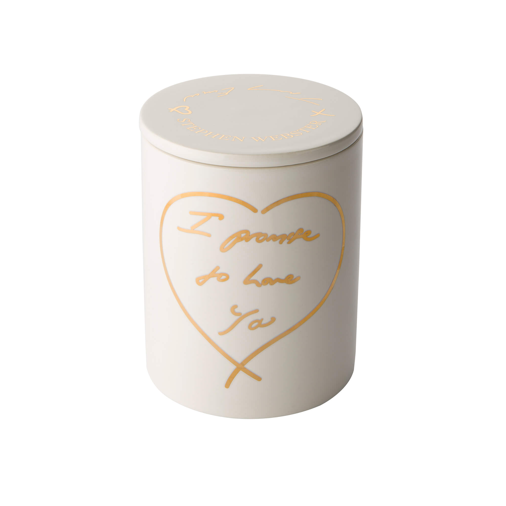 Tracey Emin Scented Neon Candle | Stephen Webster