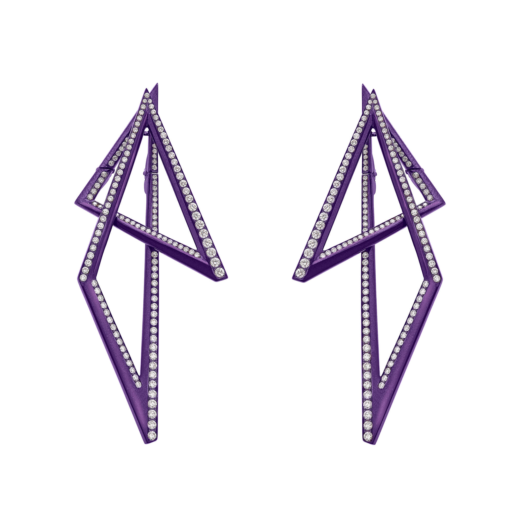 Vertigo Infinity Earrings | Vertigo