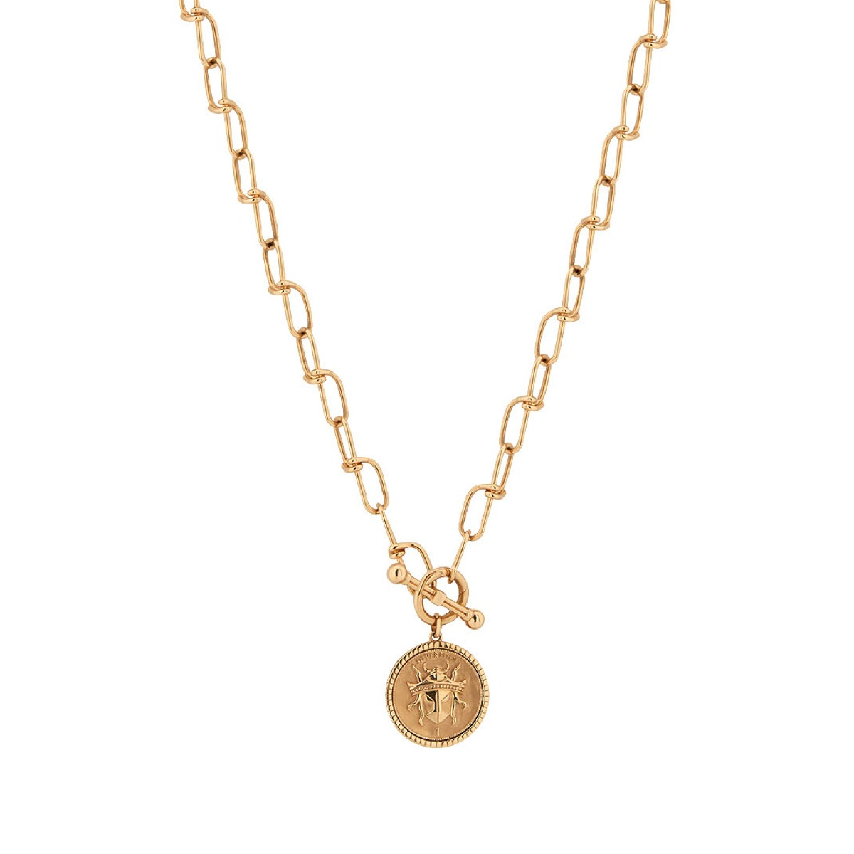 Flipside Yellow Gold Chain | Mens | Stephen Webster