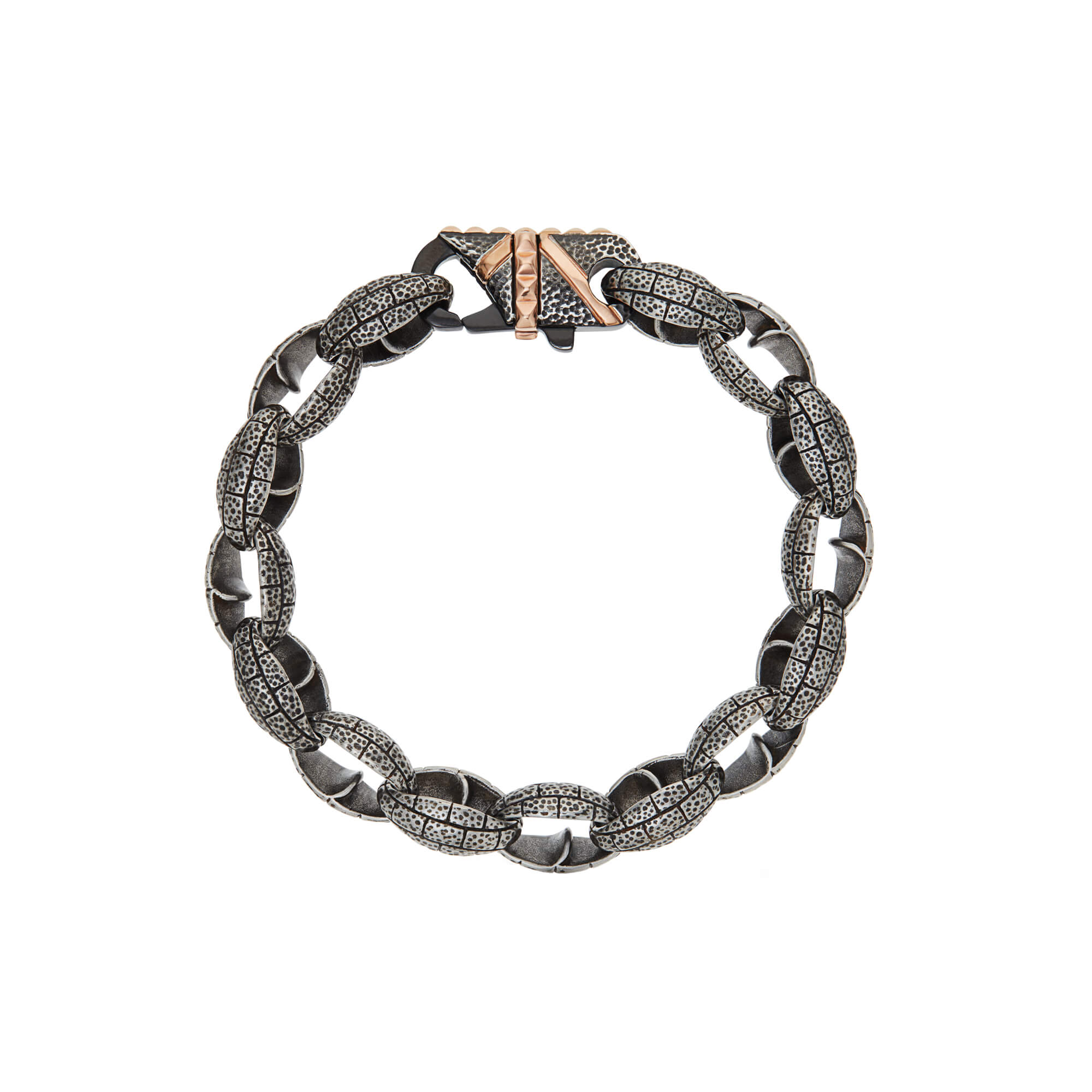 Men's Thorn Matte Links Bracelet | Stephen Webster