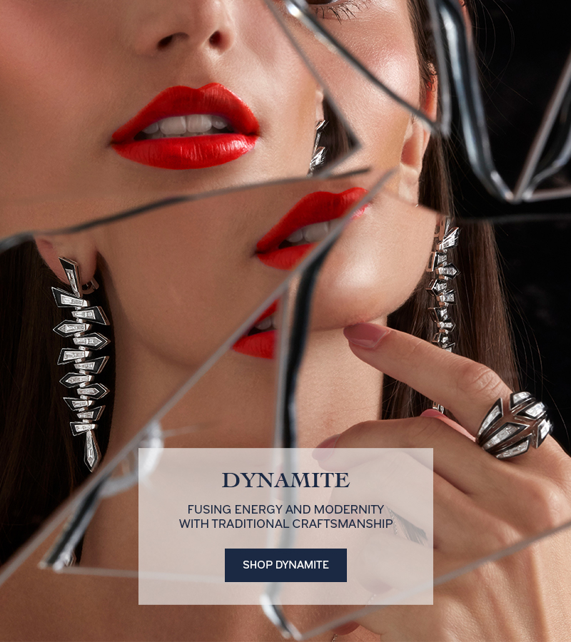 Dynamite - The new collection from Stephen Webster.