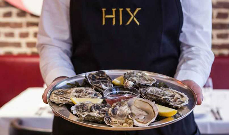 Stephen Webster London's Best Fish Restaurants HIX Oyster and Chop House