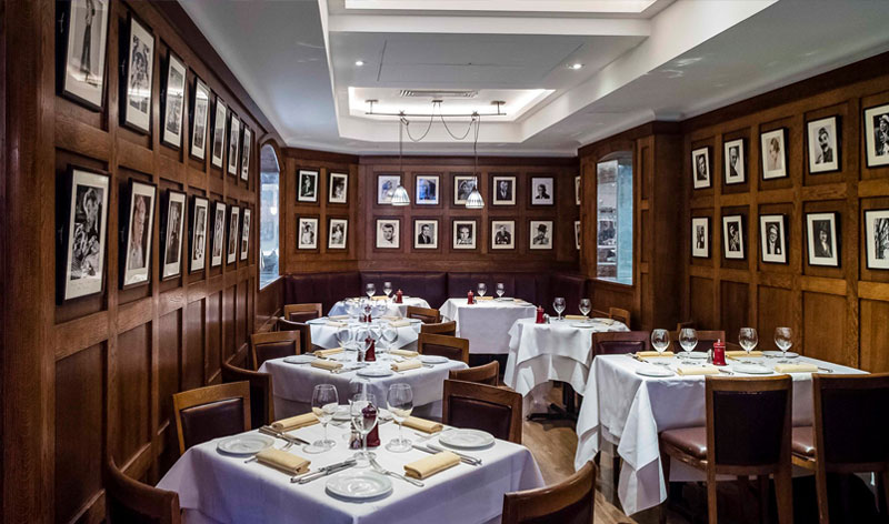 Stephen Webster London's Best Fish Restaurants J Sheeky