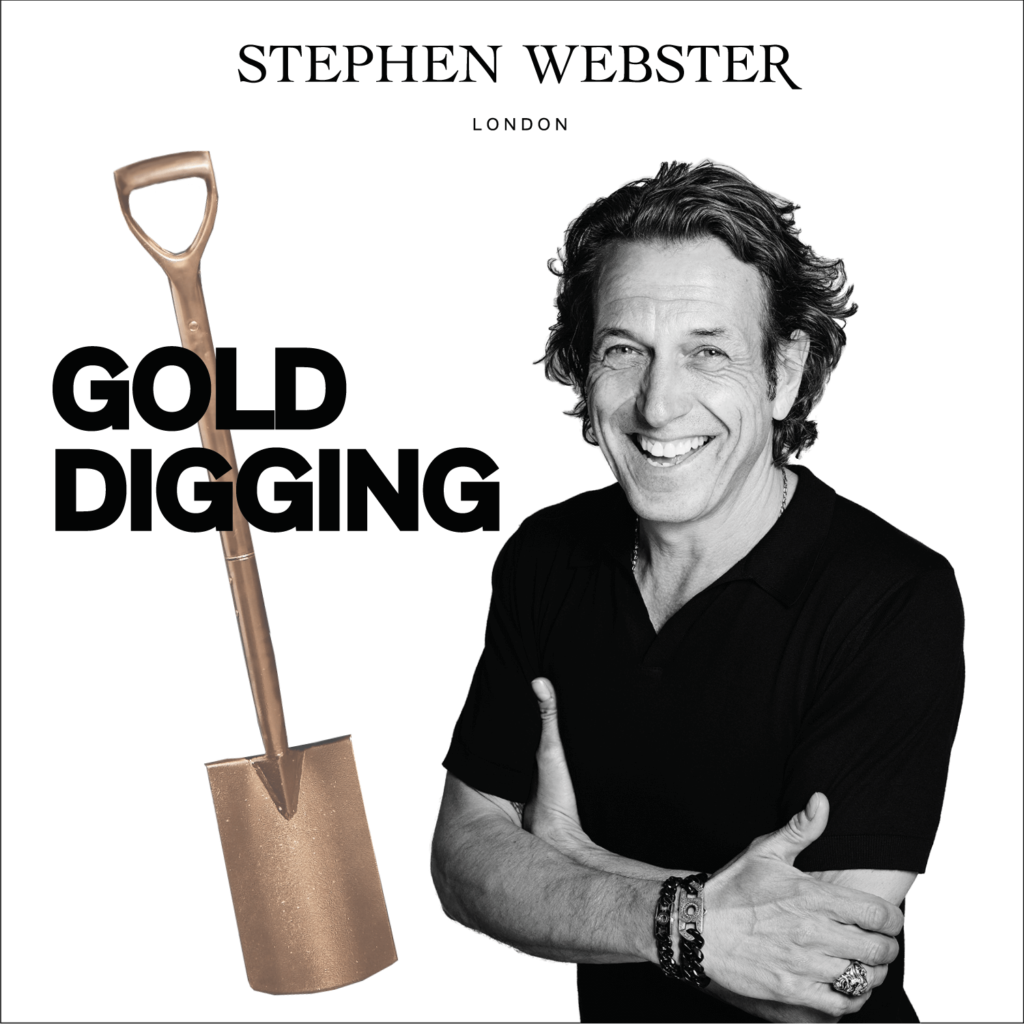 Gold Digging Podcast | Stephen Webster