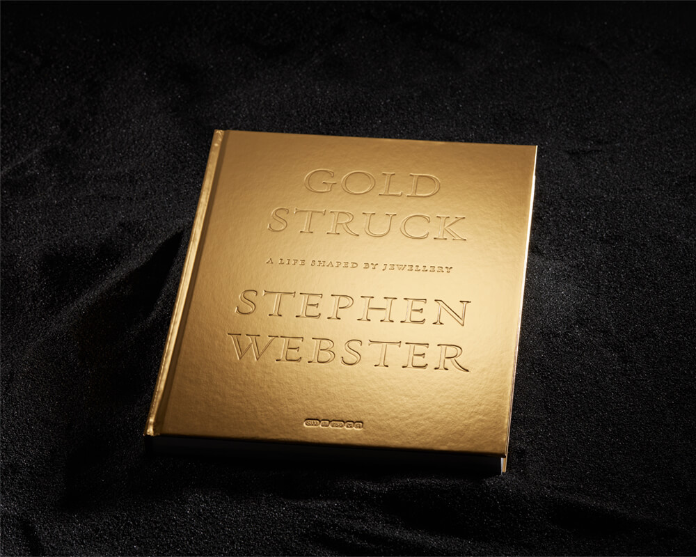 Stephen Webster's Goldstruck: A Life Shaped by Jewellery.